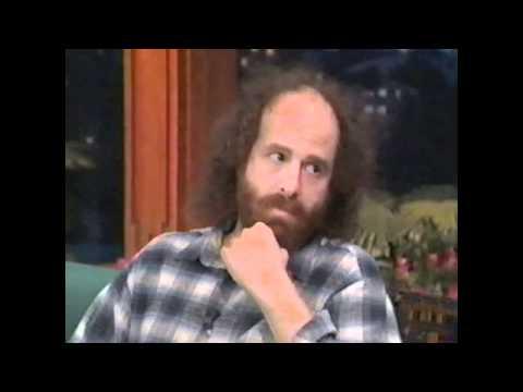 Steven Wright on Leno, November 1995