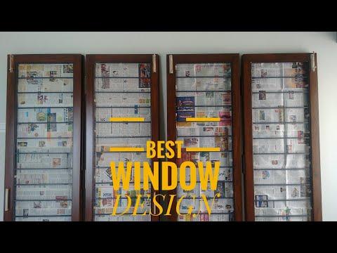 Best window design | balcony window design |best window design for apartment |