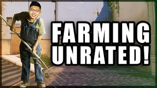 TSM WARDELL FARMING IN UNRATED! (Ft. Josh Pan)