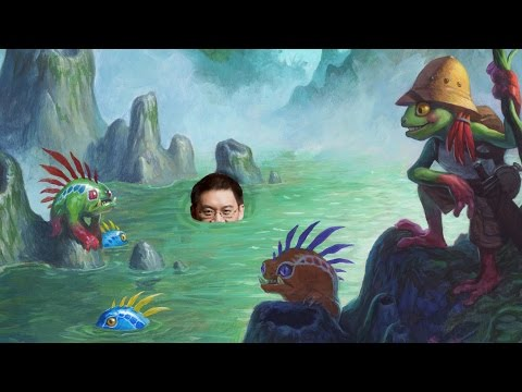 Hearthstone: By Fin and Tide (Murloc Shaman)