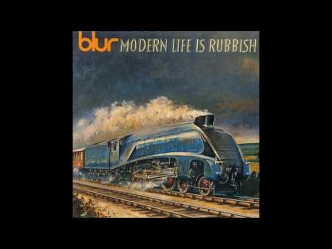 Blur - Modern Life Is Rubbish (Full Album)
