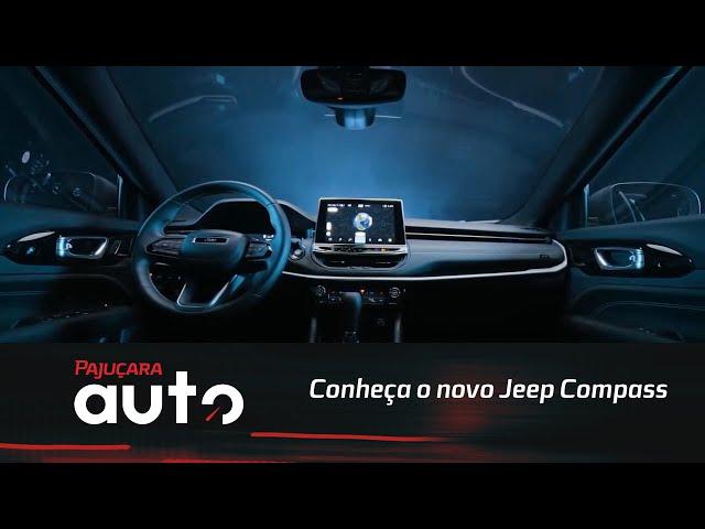 Conheça o novo Jeep Compass 2022