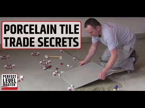 Trade Secret Porcelain Tile 60 60cm