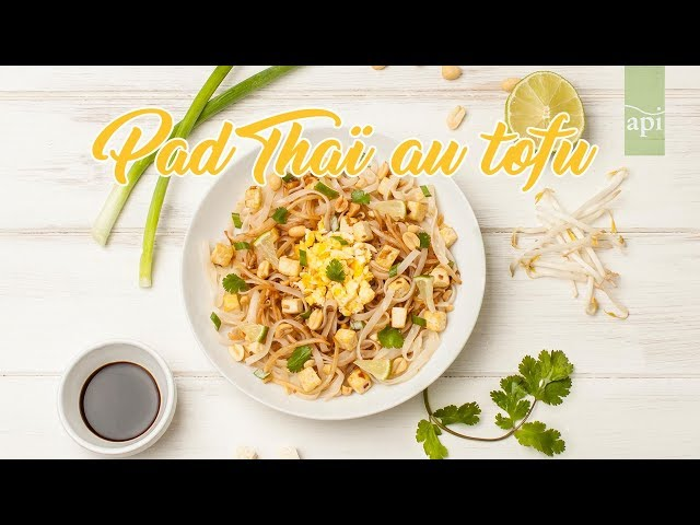 03.Pad Thai au Tofu