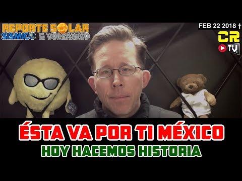 ÉSTA VA POR TI MÉXICO HOY HACEMOS HISTORIA -  REPSOL FEB 22 2018