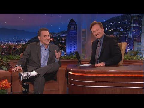 Download Conan Tells the Story Behind Norm Macdonald's Moth Joke