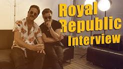 Royal Republic: «Wir haben keine Guilty Pleasures, sondern nur Pleasures»   Interview   Ticketcorner