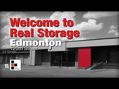 Real Storage Edmonton - Who We Are and What We Do.