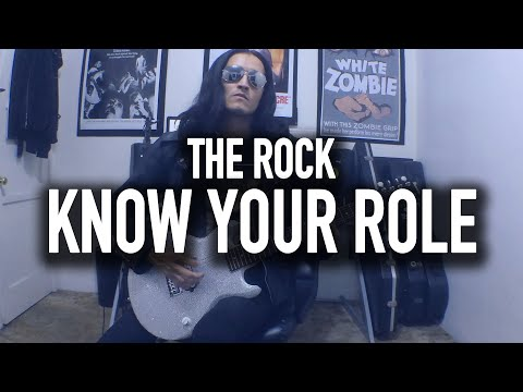 "WWE - The Rock ""Know Your Role"" Theme Cover"