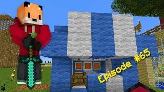 Minecraft - VILLAGER SHOP - Foxy's Survival World [65]