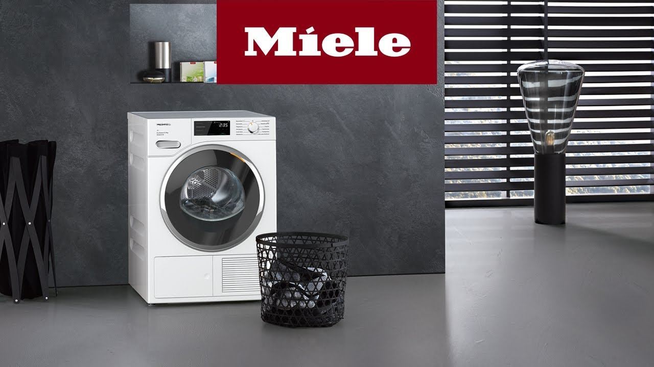 tipps zu ihrem miele w schetrockner miele youtube. Black Bedroom Furniture Sets. Home Design Ideas