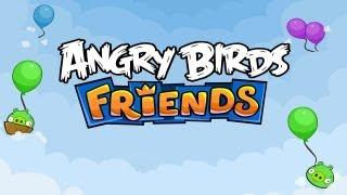Angry Birds Friends - Universal - HD (Tutorial/Menu/Power-Up Practice) Gameplay Trailer
