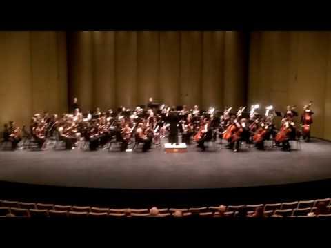 2017 Summer Blair School of Music Repertory Concert