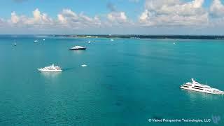 Bahamas Drone Aerials Preview - Exumas, Yachts, Luxury Villas and Resorts