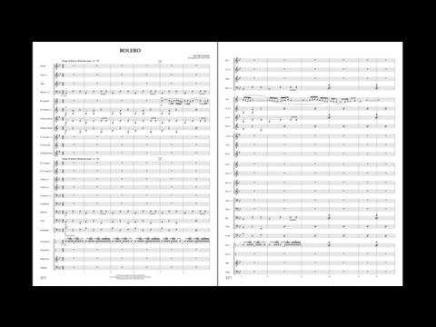 Bolero by Maurice Ravel/arr. Jay Bocook