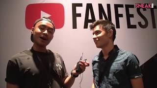 Sam Tsui hát tiếng Việt tại #YTFFVN ? | SNEAK SHOW