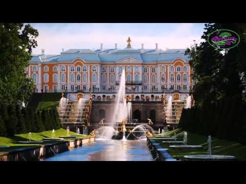 Aventura Travel. Peterhof in Saint-Petersburg (Russian Versalles). Tours in Russia