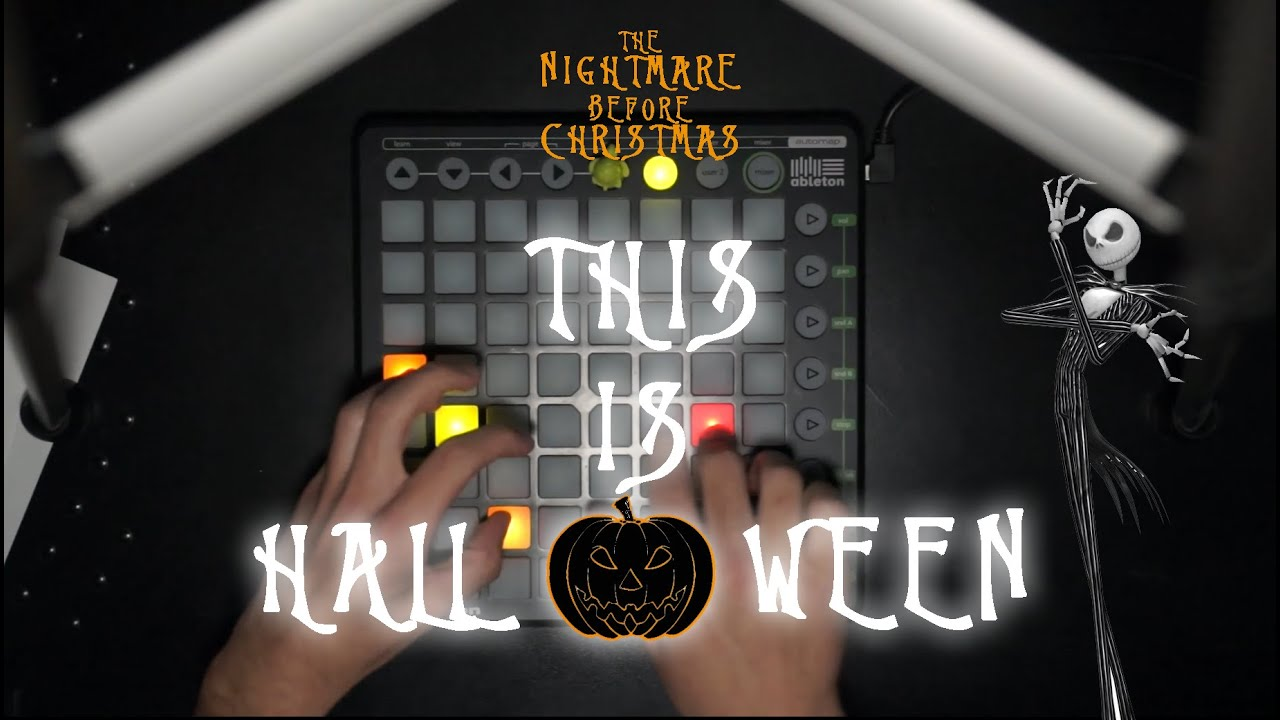 This is Halloween - Nightmare Before Christmas - Launchpad ...