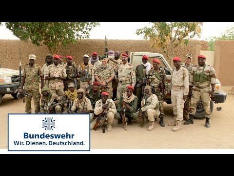 Bundeswehr im Niger: Unterwegs mit einer Patrouille