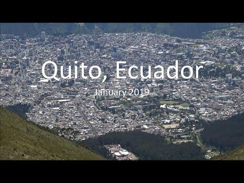 Quito, Ecuador - Sights, Art And Architecture