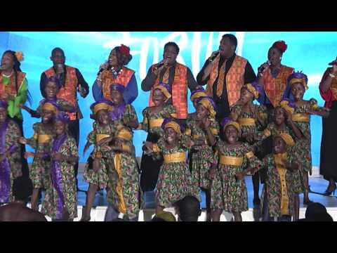 African Children Choir and Harlem Gospel Choir: 2016 U.S.-Africa Business Forum