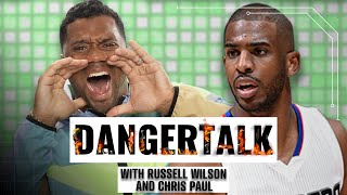 How Chris Paul helped create the NBA Bubble and why he's going back to school | DangerTalk