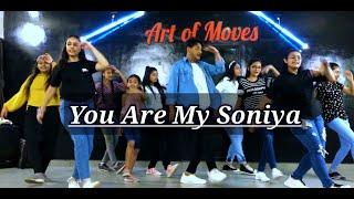 You Are My Soniya Dance Cover | Kapil Vegad Choreography | Hrithik Roshan | Kareena Kapoor