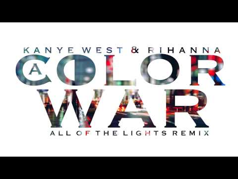 Kanye West - All of The Lights - aColorWar Trap Remix