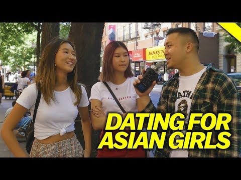 ARE ASIAN GIRLS' DATING LIVES BETTER THAN ASIAN GUYS? | Fung Bros