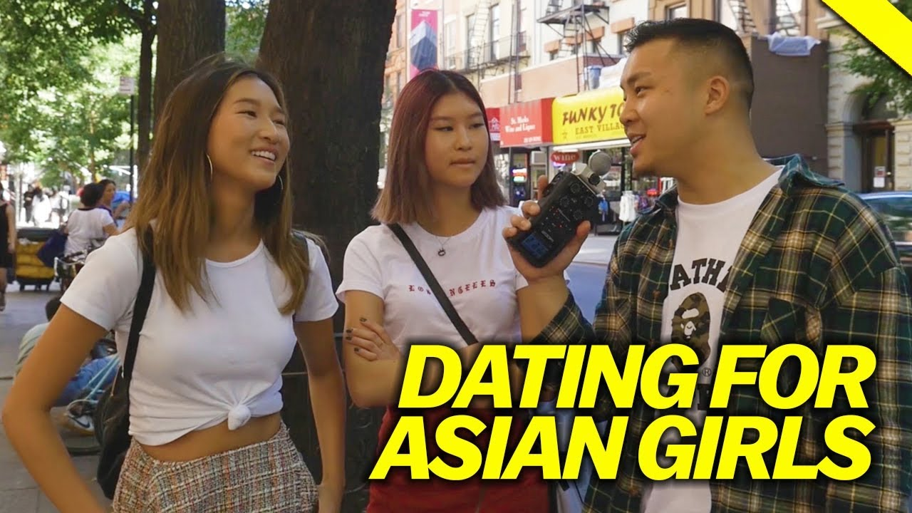 Chinese girl dating german guy