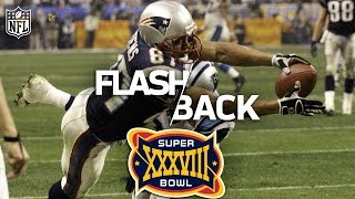 The Most Underrated Super Bowl Ever: Super Bowl 38 | Panthers vs. Patriots | NFL Vault Stories