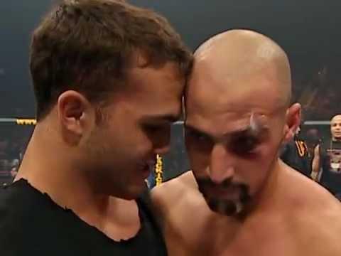Robbie Lawler vs Tiki Ghosn post fight