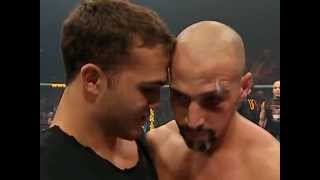 Robbie Lawler vs Tiki Ghosn post fight