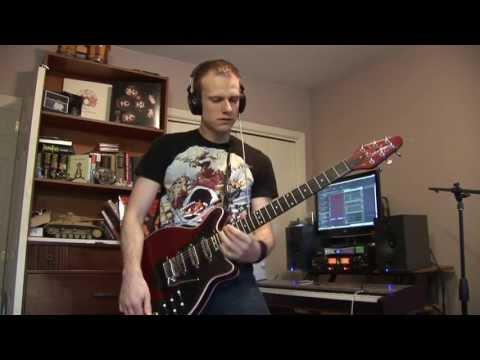 Brighton Rock Guitar Solo In One Take !