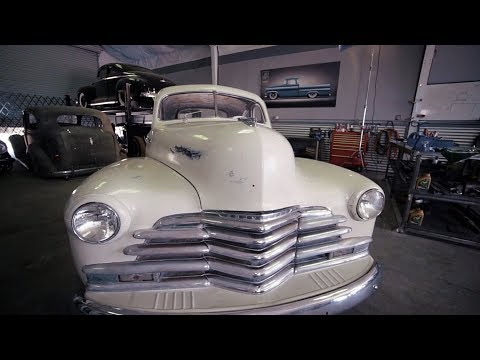 1948 Chevrolet Coupe by Aaron Valencia - LOWRIDER Roll Models Ep. 29
