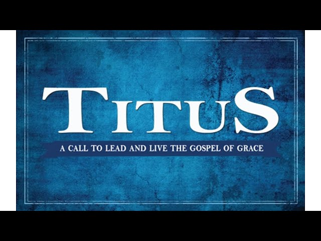 Who was Titus? - Part 2