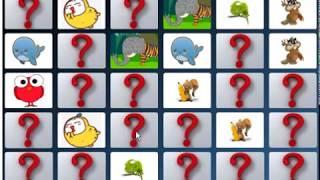 Funny animals memory game expert mode score 40/100
