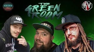 The Green Room |  T.G.I.G.R.F. Thank God It's Green Room Friday!!