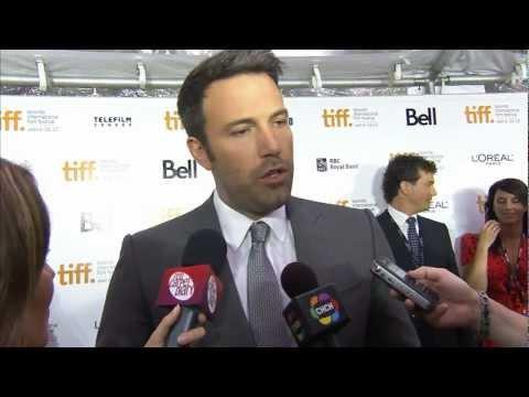 Argo at the Toronto Film Festival 2012