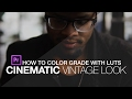 HOW TO COLOR GRADE WITH LUTS | Cinematic Vintage Look