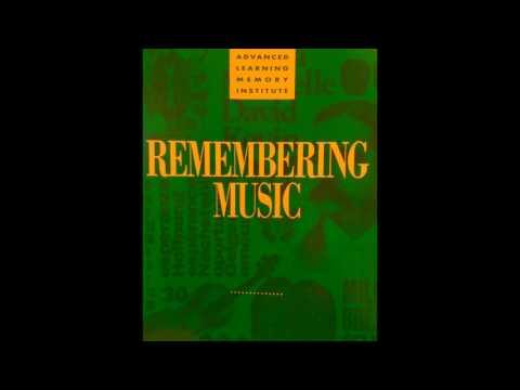 Remembering Music (Audiobook) Pt 1&2