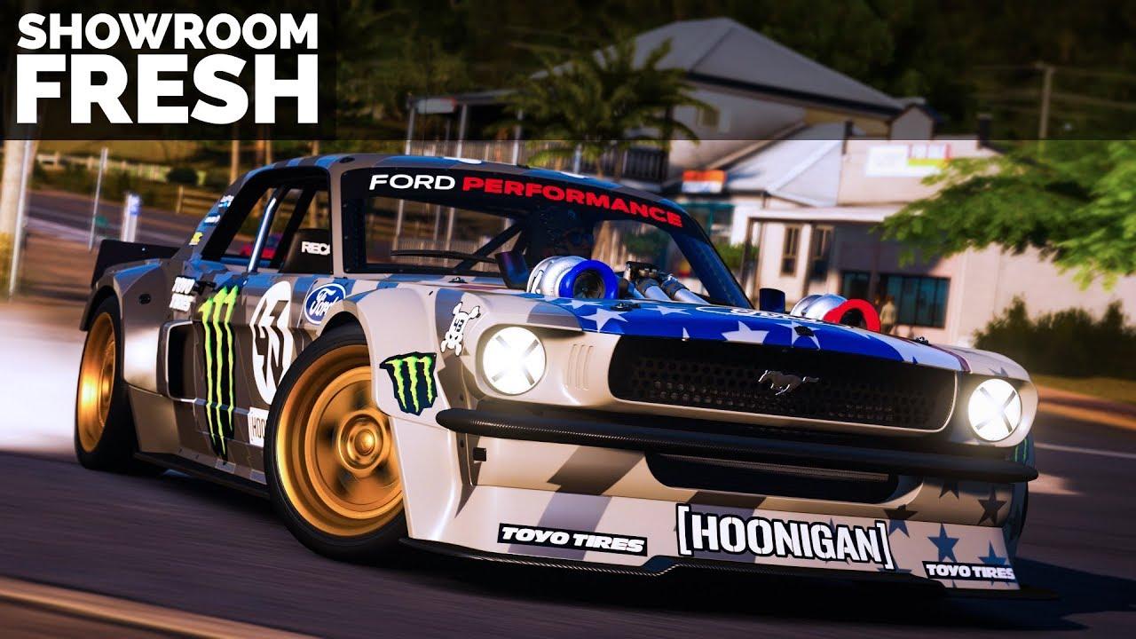 Forza Horizon 3 - 1965 Hoonigan Ford 'Hoonicorn' Mustang ...