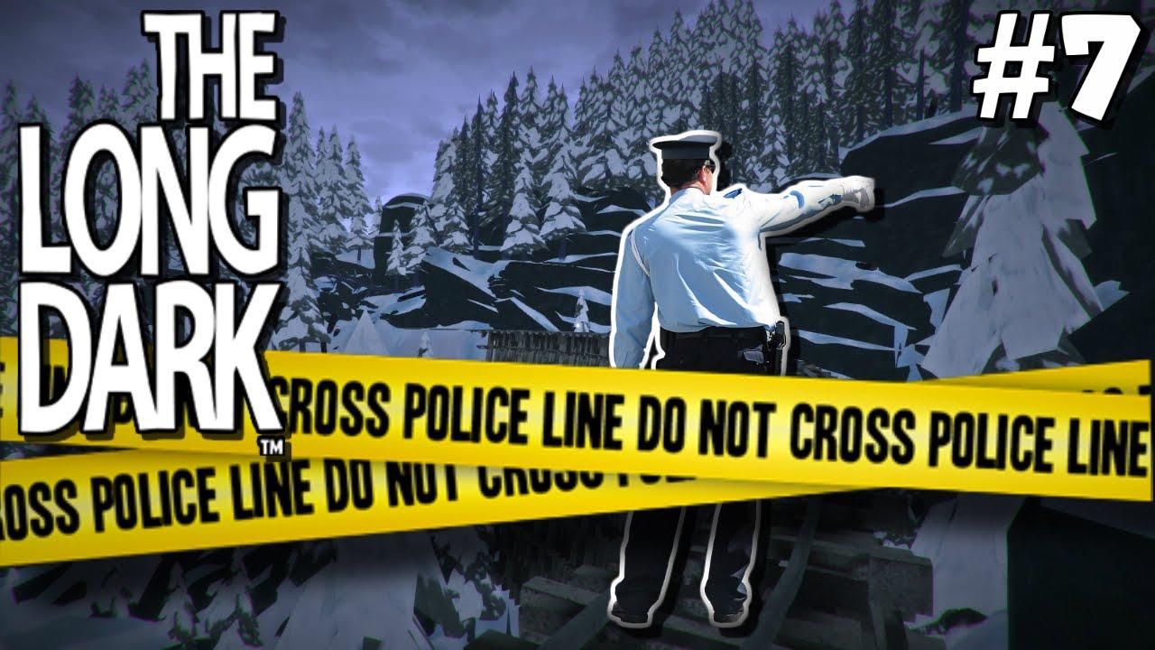 Crime Scene Ravine  The Long Dark  Coastal Highway  Ep 7