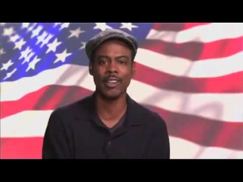 Chris Rock - A Special Message For White People