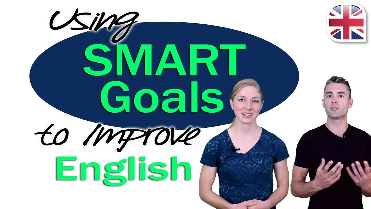 SMART Goals to Improve Your English Learning. This lesson will help you learn about setting SMART goals for yourself in your English studies, and how it can help you learn English faster. Tell us what yo.... Youtube video for project managers.