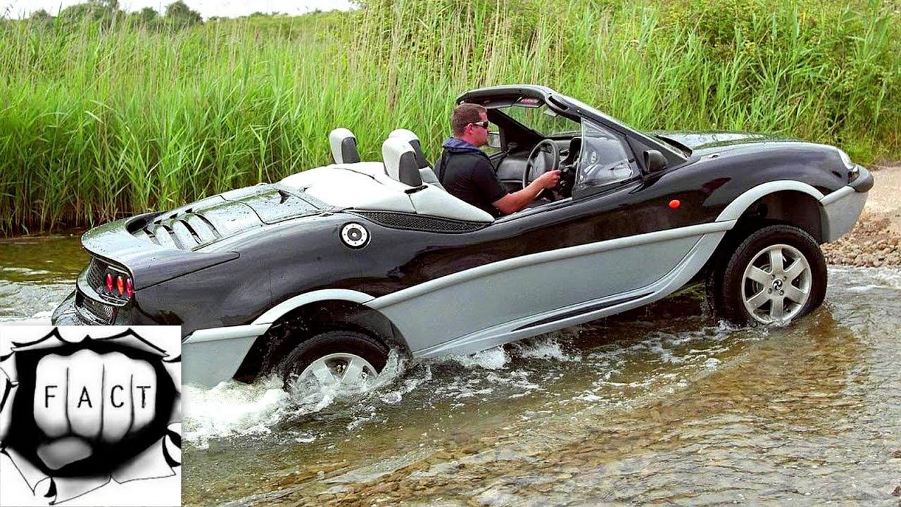 Amphibious Car Top Gear