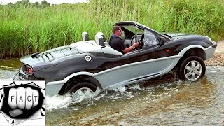 Top 10 Amphibious Cars