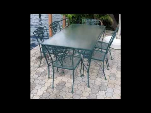 Traditional Dining Room Set. Patio Furniture. Sofa and Loveseat. Couch For Sale.