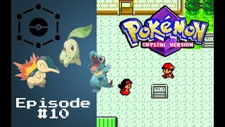 Pokemon Crystal 2.0 Walkthrough (Rom Hack) - #10