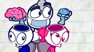 Pencilmate's Math Mayhem | Animated Cartoons Characters | Animated Short Films | Pencilmation